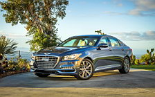 Cars wallpapers Genesis G80 US-spec - 2017