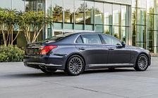 Обои автомобили Genesis G90 US-spec - 2016