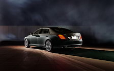 Обои автомобили Genesis G90 Vanity Fair Special Edition US-spec - 2018