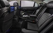 Обои автомобили Genesis G90 Vanity Fair Special Edition US-spec - 2018