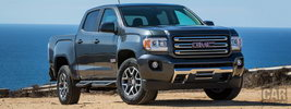 GMC Canyon All Terrain Crew Cab - 2015