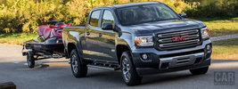 GMC Canyon All Terrain Duramax Diesel Crew Cab - 2015