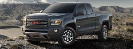 GMC Canyon All Terrain SLE Extended Cab - 2014