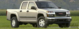 GMC Canyon Crew Cab - 2004