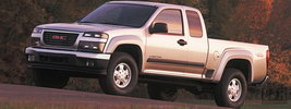 GMC Canyon Extended Cab - 2004