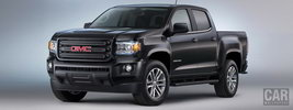 GMC Canyon SLE Nightfall Edition Crew Cab - 2015