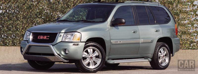 Обои автомобили - GMC Envoy - Car wallpapers