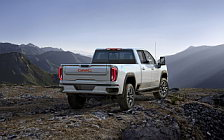Обои автомобили GMC Sierra 2500 HD AT4 Crew Cab - 2019