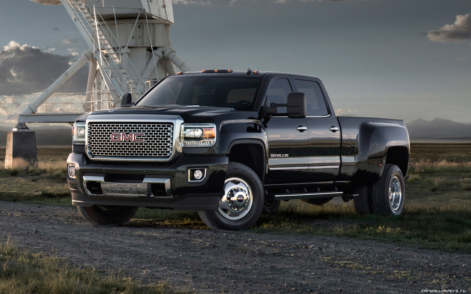 Group Of 2016 Gmc Sierra Denali Wallpaper