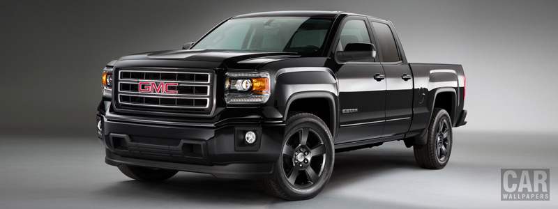 Cars wallpapers GMC Sierra 1500 Elevation Edition Double Cab - 2014 - Car wallpapers