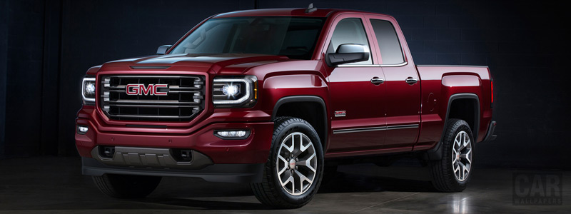 Cars wallpapers GMC Sierra 1500 All Terrain Double Cab - 2015 - Car wallpapers