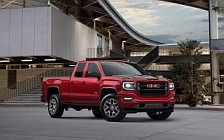 Обои автомобили GMC Sierra 1500 All Terrain Double Cab - 2017
