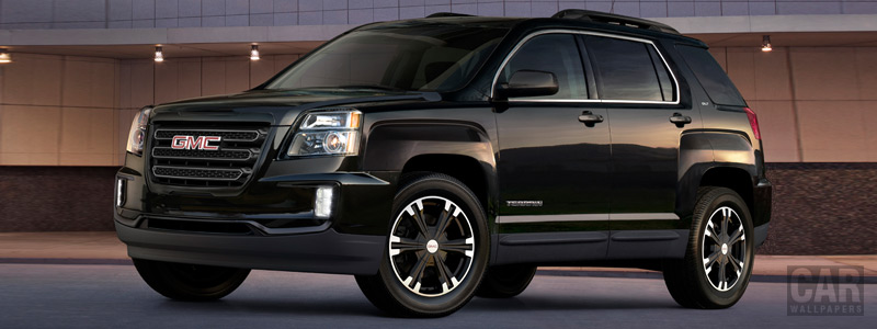Cars wallpapers GMC Terrain Nightfall Edition - 2016 - Car wallpapers