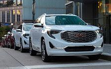 Обои автомобили GMC Terrain Denali - 2018