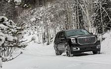Обои автомобили GMC Yukon Denali - 2018