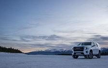 Обои автомобили GMC Yukon AT4 - 2020