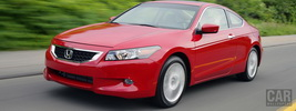 Honda Accord Coupe EX-L V6 6-Speed - 2008