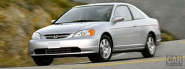 Honda Civic Coupe EX - 2003