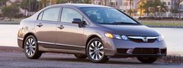 Honda Civic EX-L - 2009