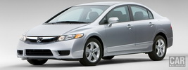 Honda Civic Sedan LX-S - 2009