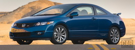 Honda Civic Si Coupe - 2009
