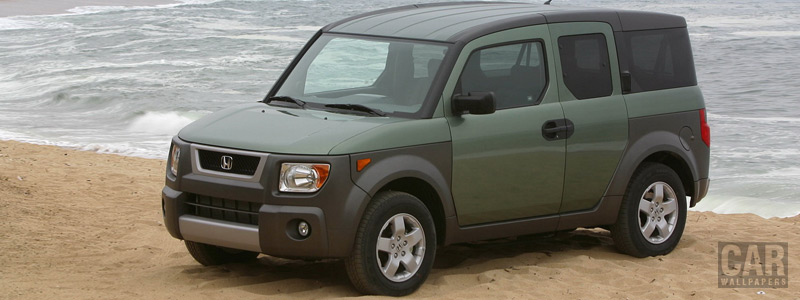 Cars wallpapers Honda Element EX - 2003 - Car wallpapers