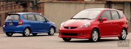 Honda Fit Sport - 2007