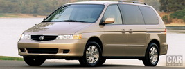 Honda Odyssey - 2002