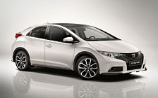 Обои автомобили Honda Civic Sports Pack - 2011