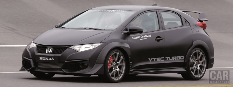 Обои автомобили Honda Civic Type R - 2013 - Car wallpapers