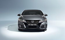 Обои автомобили Honda Civic - 2014
