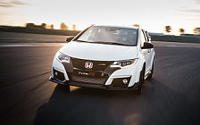 Обои автомобили Honda Civic Type R - 2015