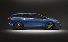 Обои автомобили Honda Civic Tourer Style - 2016