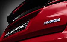 Обои автомобили Honda Civic Vaillante - 2016