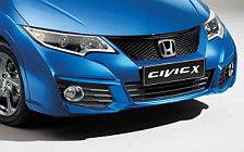 Обои автомобили Honda Civic X-edition - 2016