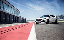 Обои автомобили Honda Civic Type R - 2017