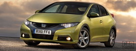 Honda Civic 5door - 2012