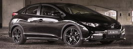 Honda Civic Black Edition - 2014
