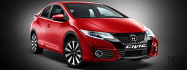 Honda Civic Vaillante - 2016