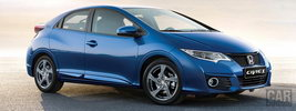 Honda Civic X-edition - 2016