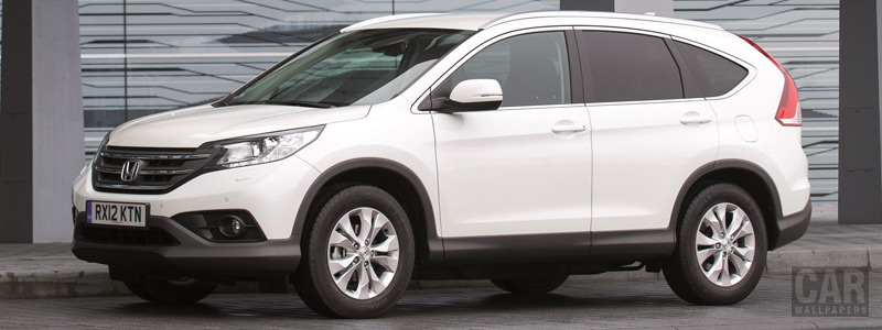 Обои автомобили Honda CR-V - 2013 - Car wallpapers