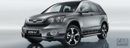 Honda CR-V Aero Sport Styling Kit - 2007