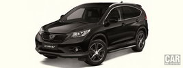 Honda CR-V Black Edition - 2013