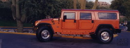 Hummer H1 10th Anniversary Edition - 2002