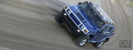 Hummer H2 SUT Pacific Blue Limited Edition - 2006