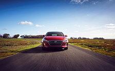 Обои автомобили Hyundai Elantra GT US-spec - 2017