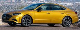 Hyundai Sonata SEL Plus US-spec - 2019