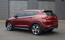 Обои автомобили Hyundai Tucson US-spec - 2015