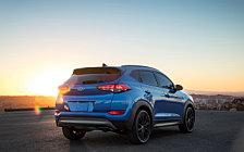 Обои автомобили Hyundai Tucson Night US-spec - 2017