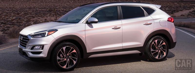 Обои автомобили Hyundai Tucson US-spec - 2018 - Car wallpapers